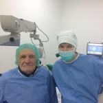 Uspešno završena operacija katarakte