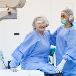 Szürkehályog műtét