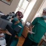 Tokom operacije - Stojiljković Marija