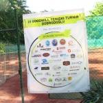 Humanitárius III Goodwill tenisz torna