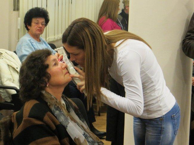 Besplatno merenje očnog pritiska povodom Svetske nedelje borbe protiv glaukoma