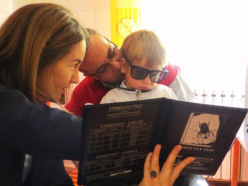Besplatni oftalmološki pregledi u vrtićima