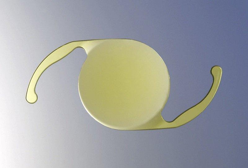 Asferična sočiva sa žutim filterom