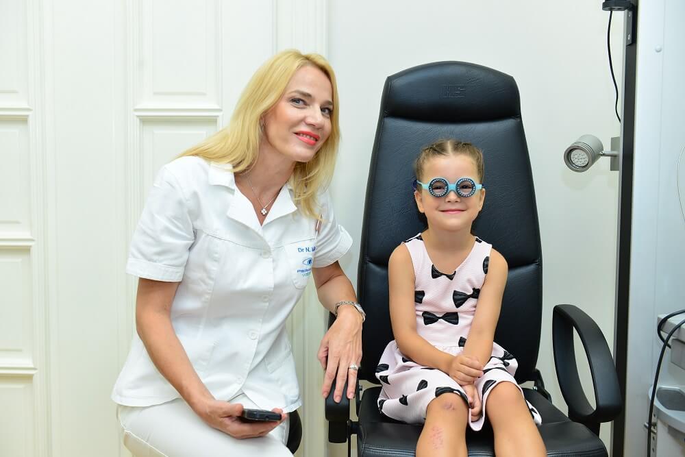 Dečiji očni pregled