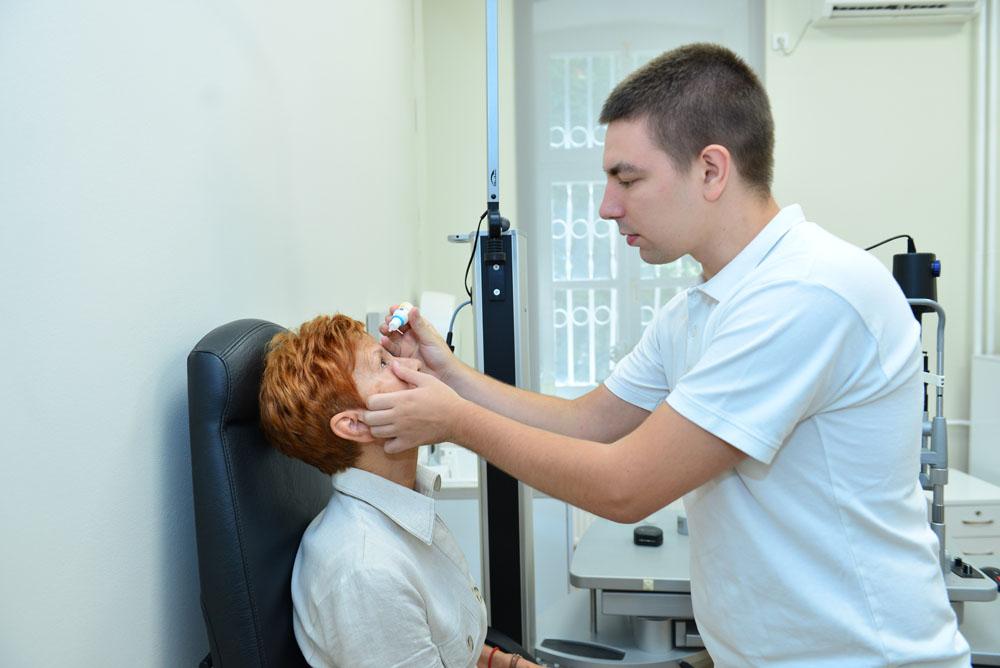Konzervativna terapija glaukoma