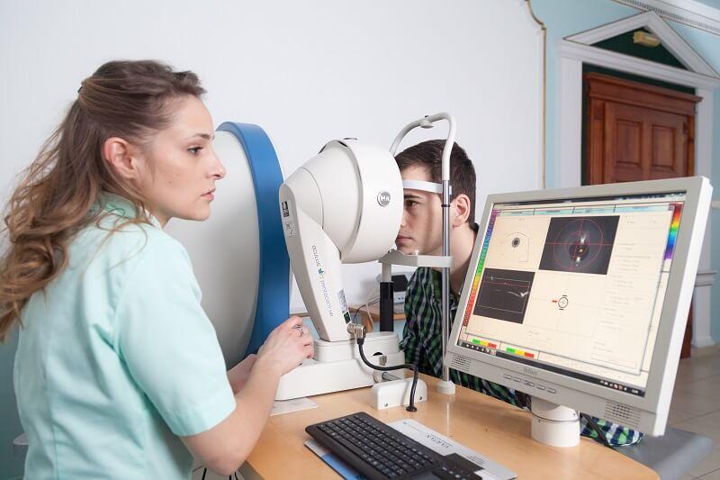 Oculus Pentacam HR