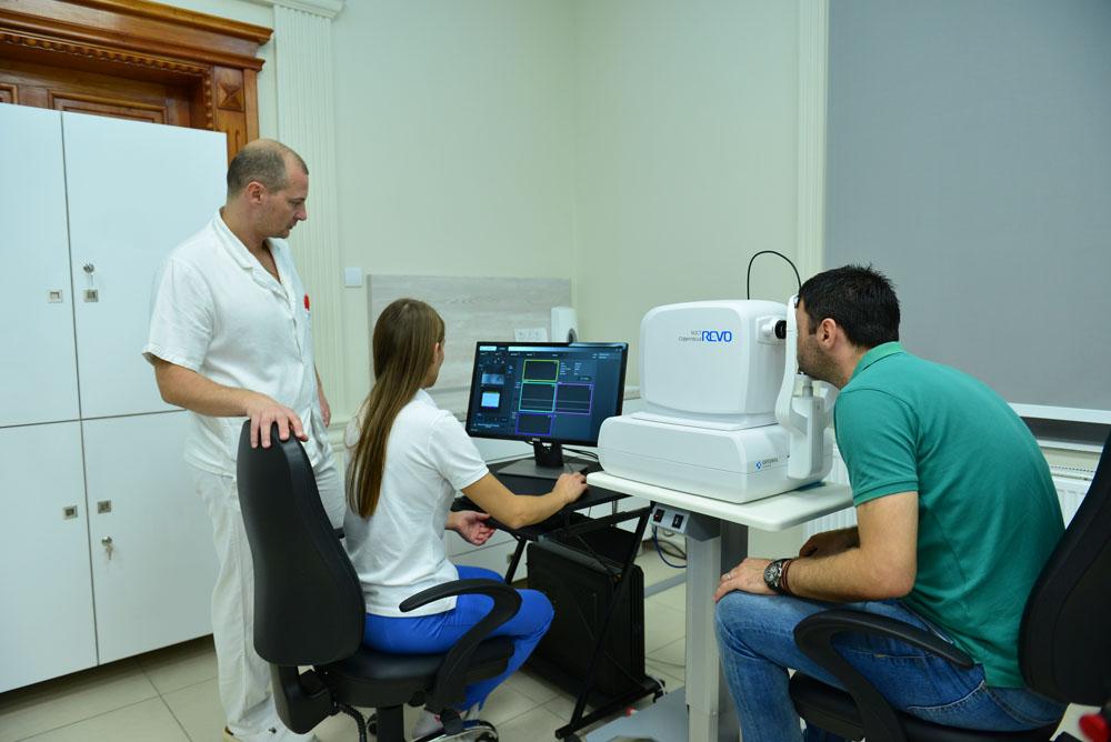 Optička koherentna tomografija