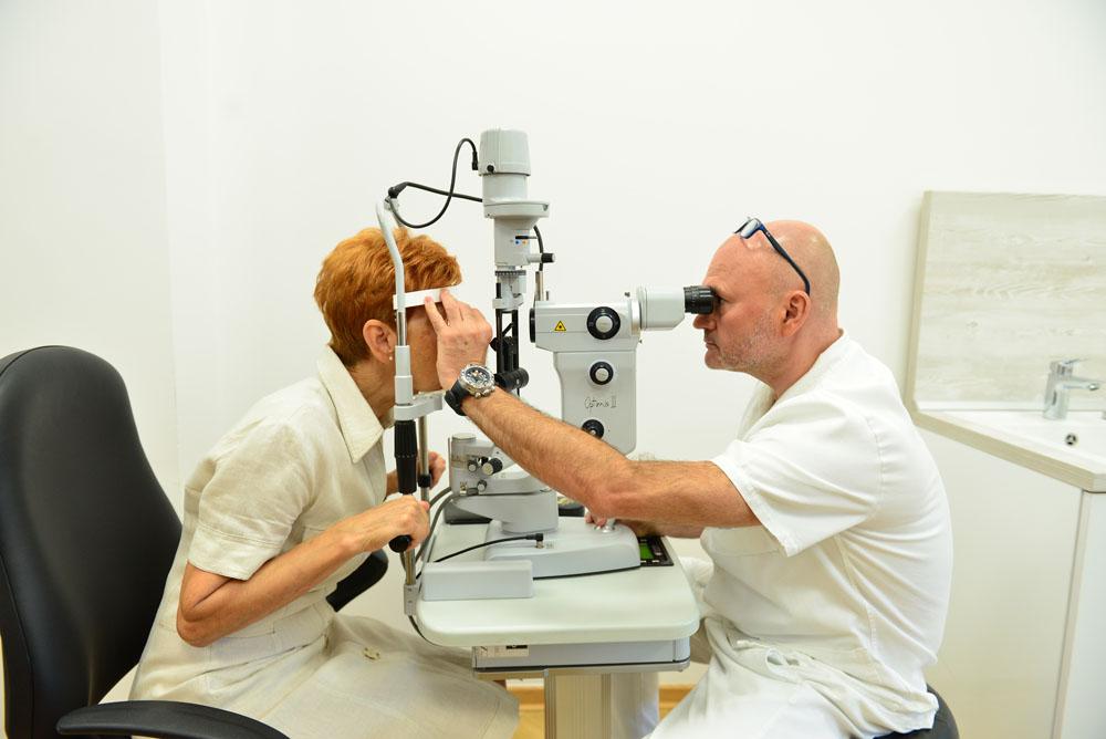 Yag laser iridotomija