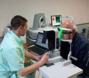 Optički biometar Lenstar LS 900
