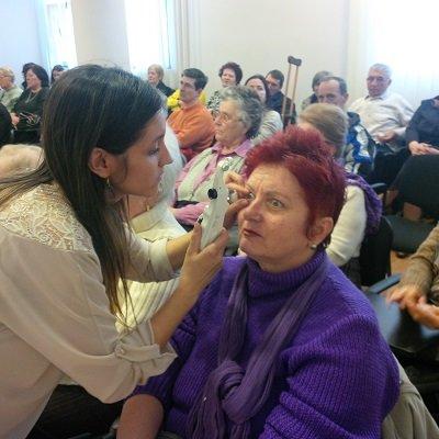 Svetska nedelja borbe protiv glaukoma 2015 - besplatni očni pregledi