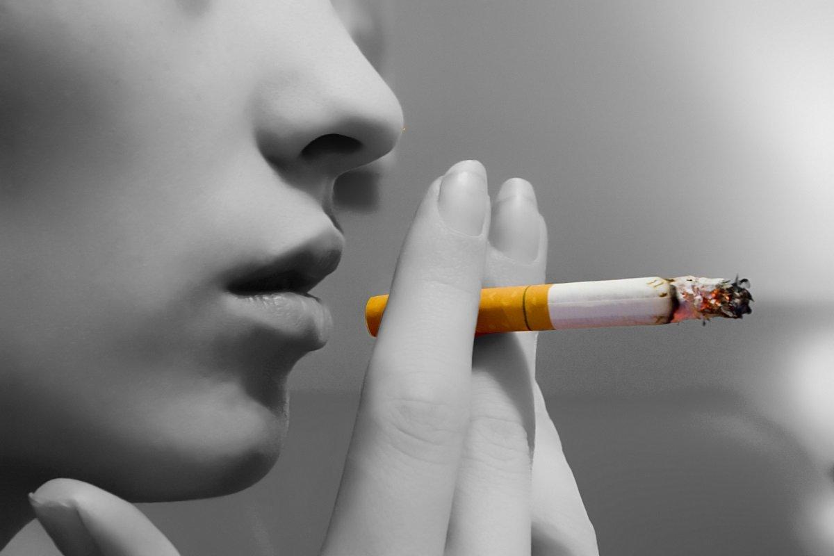 a dohányzás után a szemek leesnek)