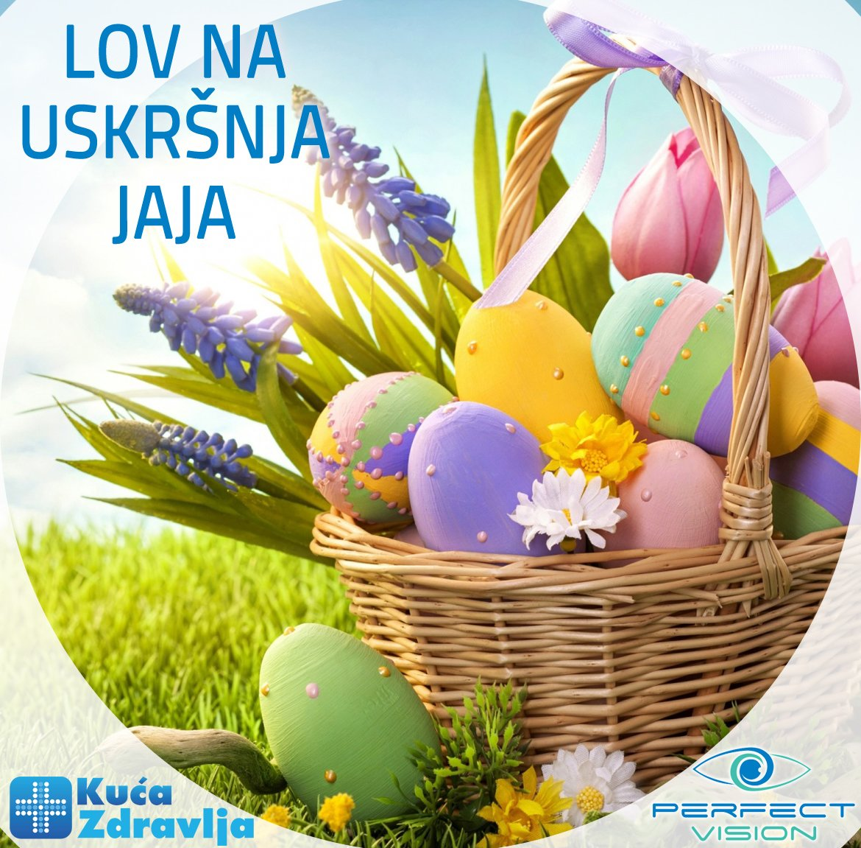 Lov na uskršnja jaja - pravila učestvovanja