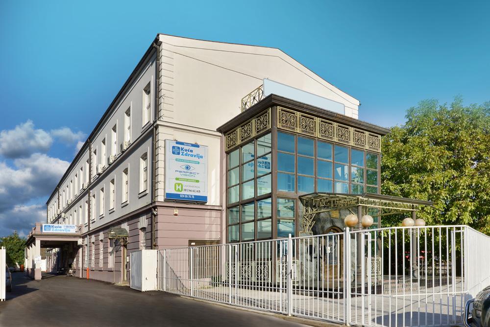 Centar za lasersku hirurgiju oka Perfect Vision - Kuća zdravlja