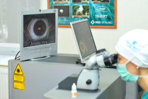 WaveLight Allegretto Wave Eye-Q Laser