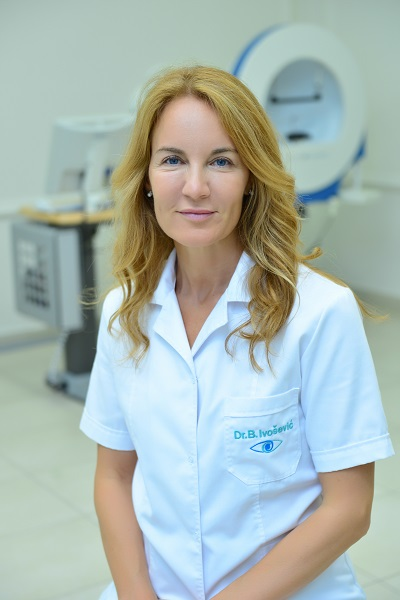 Dr Branka Ivošević