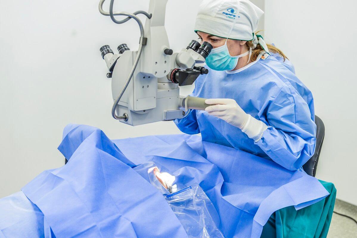 velika letnja akcija - operacija katarakte
