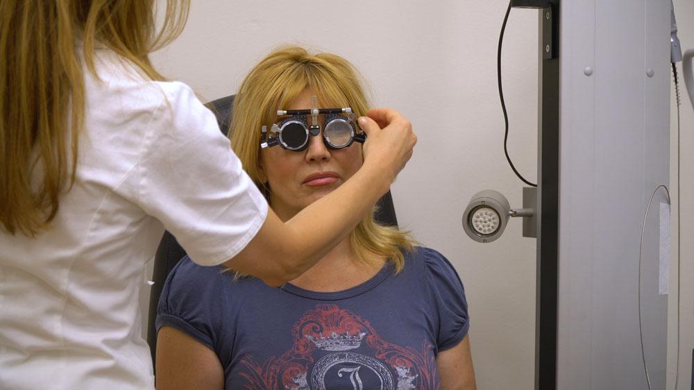 Suzana Mančić brigu o svojim očima poverila Očnom centru Perfect Vision