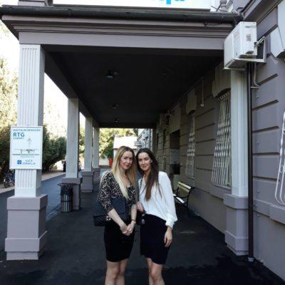 Irena and Ivana Ilic