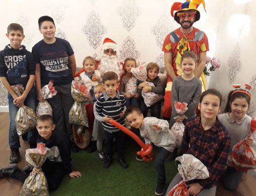 Novogodišnja Deda Mrazova žurka u Perfect Vision-u