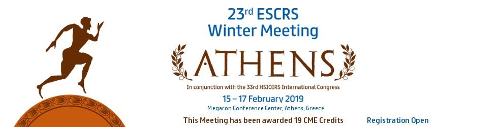 23. Zimski kongres Evropskog društva za hirurgiju katarakte i refraktivnu hirurgiju