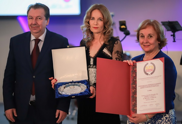 Dodela Posebne nagrade za doprinos razvoju preduzetništva u srednjoj i jugoistočnoj Evropi za 2018. godinu