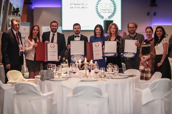 Laureati iz Makedonije, Hrvatske i Srbije