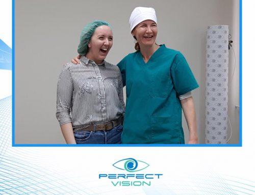 Naši zaposleni u ulozi pacijenta:  iskustvo medicinske sestre posle laserskog skidanja dioptrije