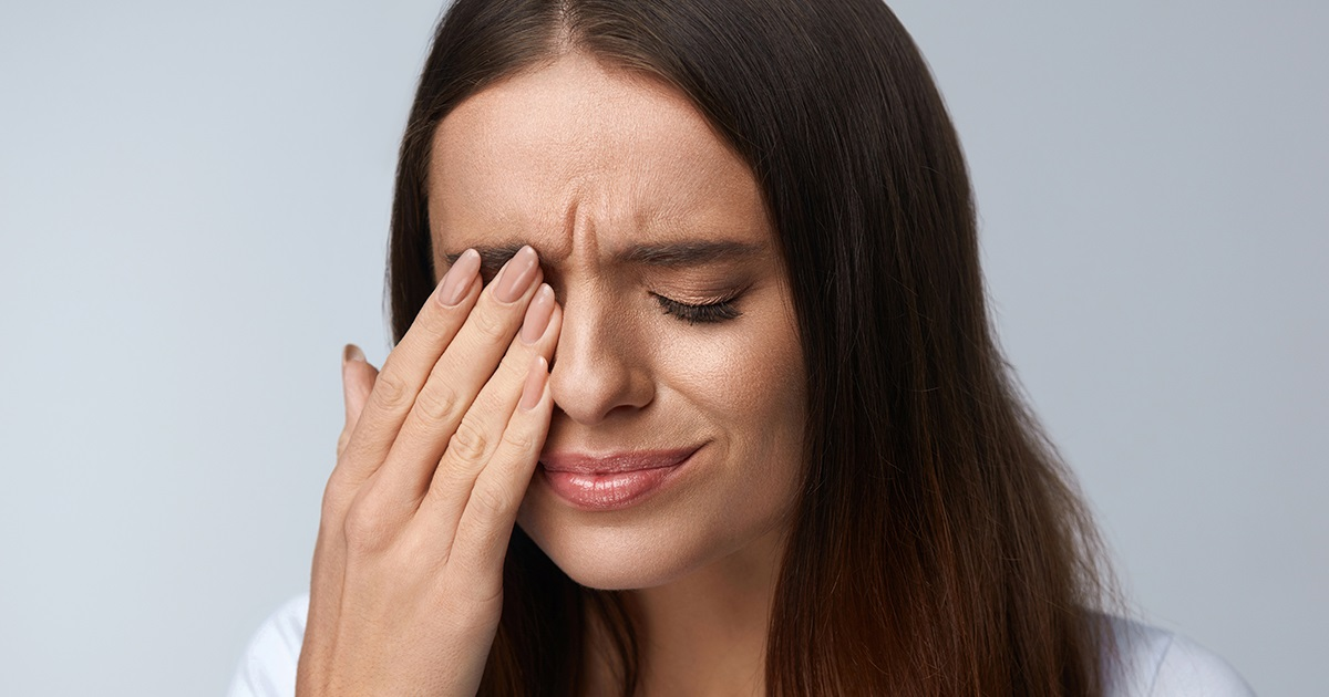 Strano telo u oku