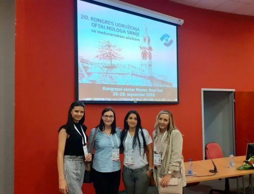 20. Kongres Udruženja oftalmologa Srbije