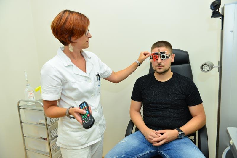 Korigovanje vidne oštrine