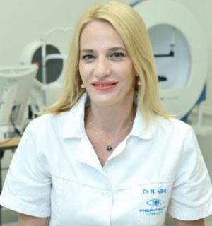 dr sci. med. Milić Nada
