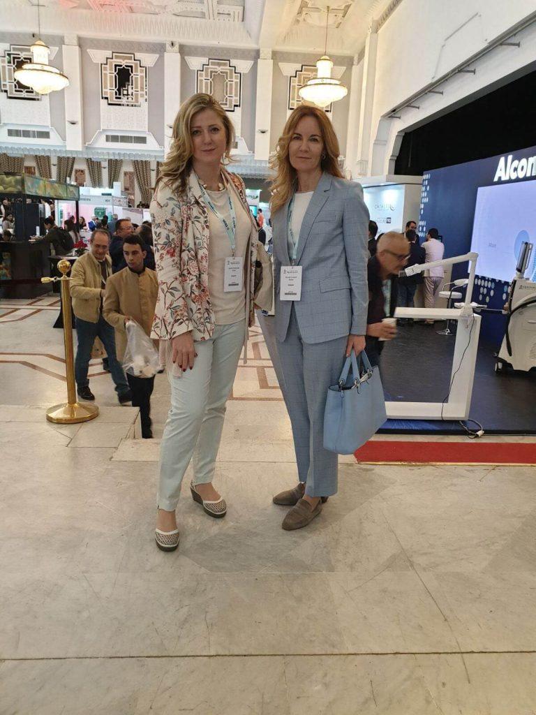 dr sci. med. Sandra Jovanović i dr Branka Ivošević